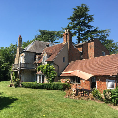 English country home with a history