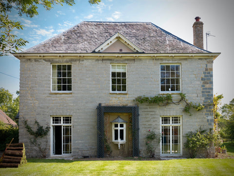classic English country home