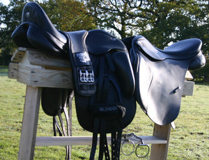 extra large saddle storage stand