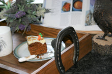 Load image into Gallery viewer, Cheltenham Horseshoe Wooden Serving Tray