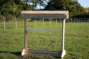 Twin Saddle Rack Stand