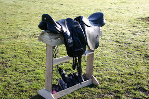 large saddle rack stand