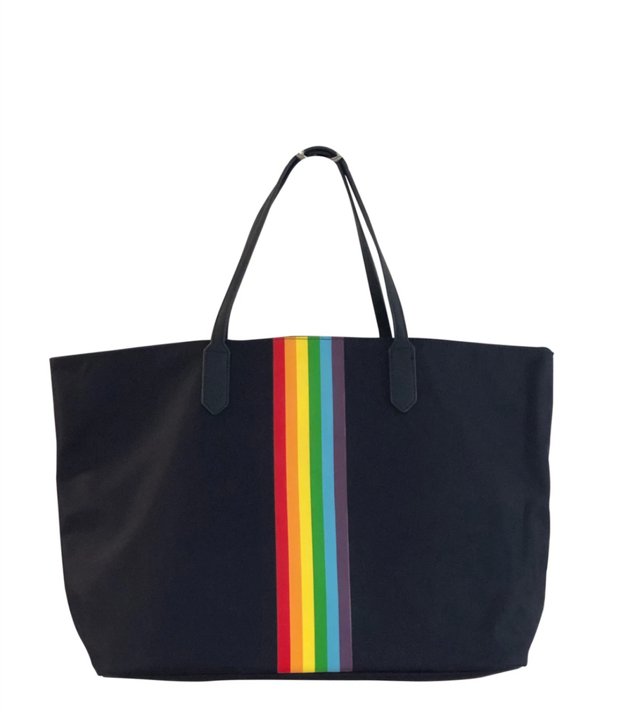 Nylon Rainbow Bag
