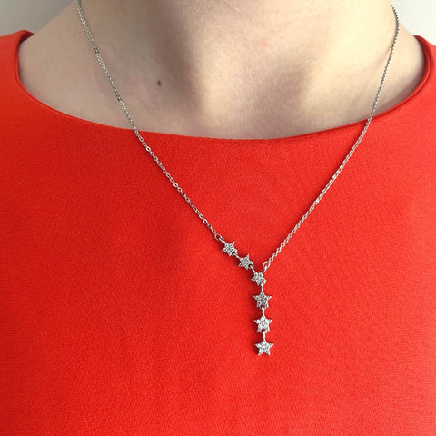 Star Fall Necklace
