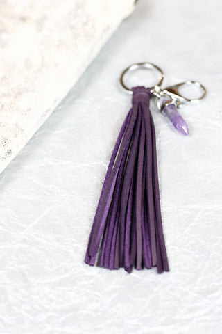 Tassel Keychain - 5 colours