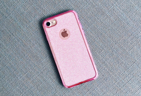 Isabella iPhone Cover - pink