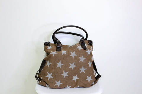 Scatter Star Bag - Khaki