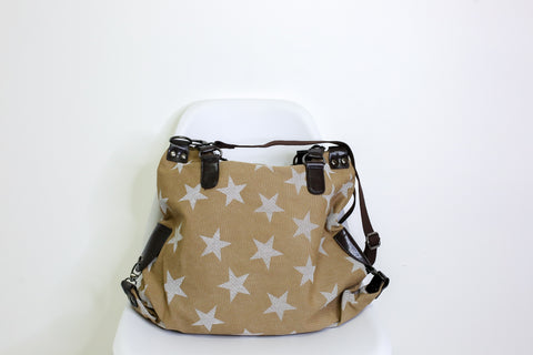 Scatter Star Bag - Coffee
