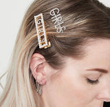 GIRLS Diamanté Hair Clip