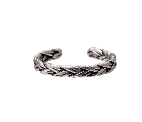 Single Braid Ring