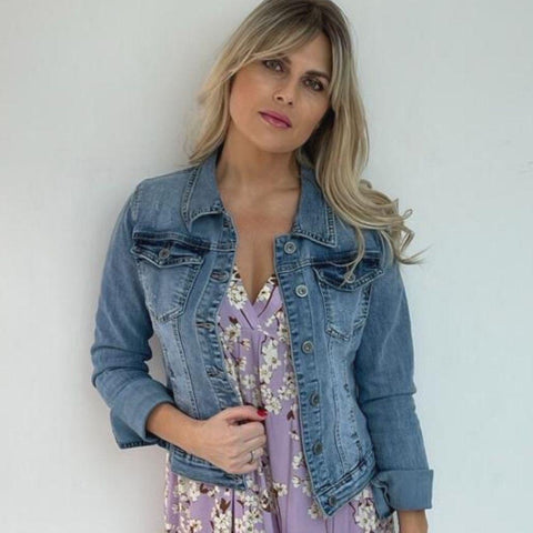 Christie Denim Jacket