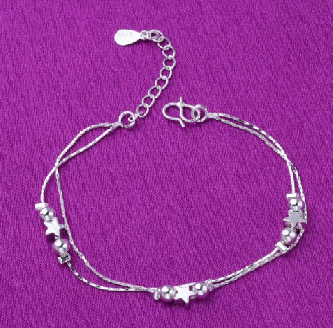 Star Ball Anklet