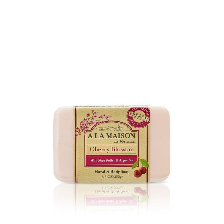 A La Maison Cherry Blossom Bar Soap 8.8 oz