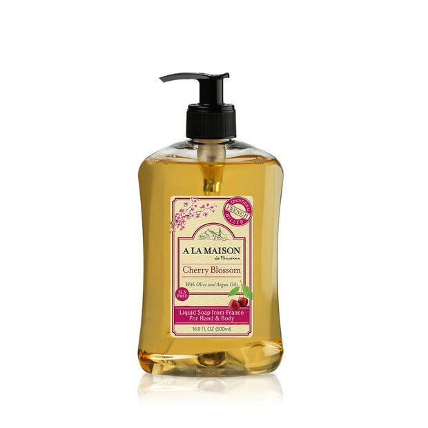 A La Maison Cherry Blossom Liquid Soap 500 ml
