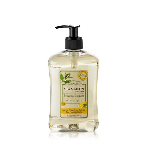 A la Maison Provence Lemon Liquid Soap 500ml