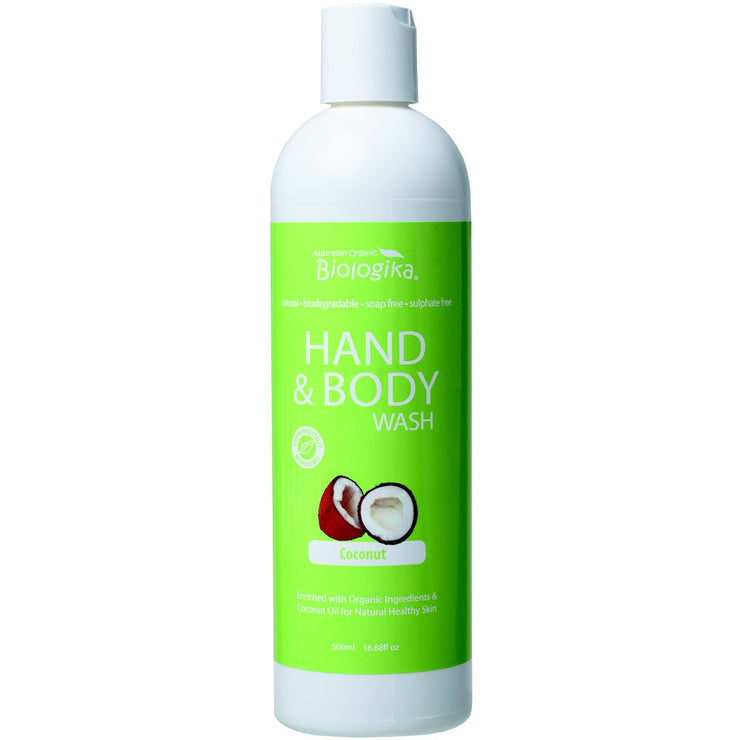 COCONUT HAND & BODY WASH