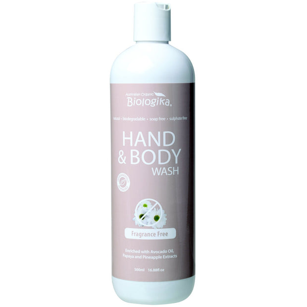 MEDITERRANEAN BLISS HAND & BODY WASH