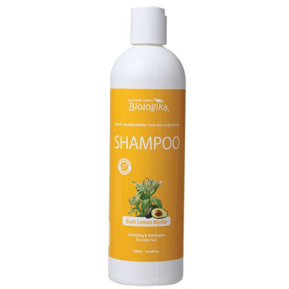 BUSH LEMON MYRTLE SHAMPOO