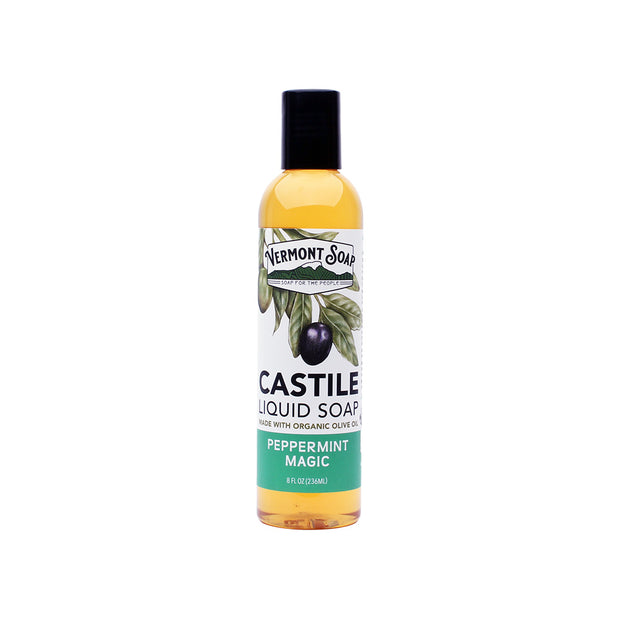 Peppermint Magic Liquid Castile