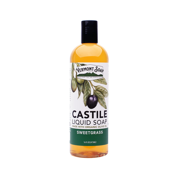 Sweetgrass Liquid Castile