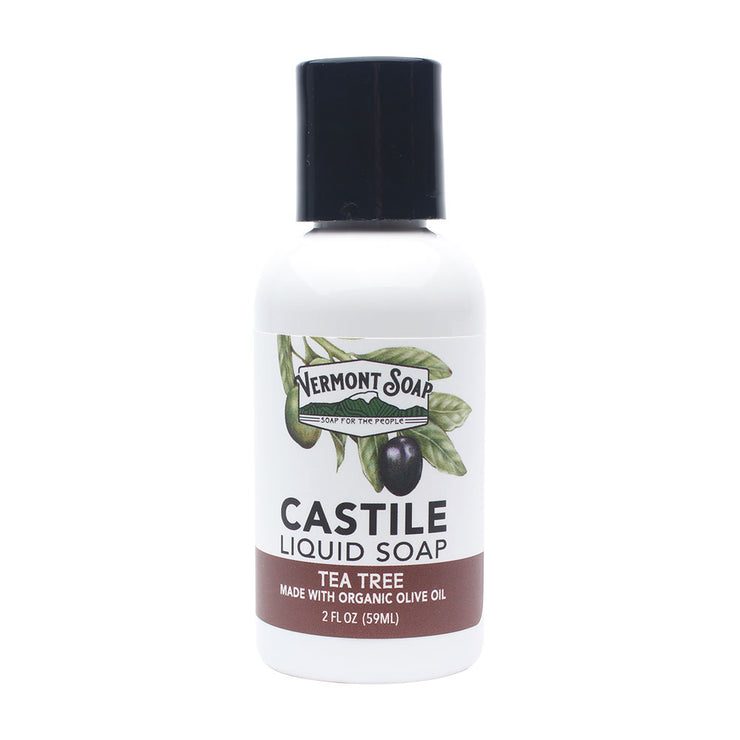 Tea Tree Liquid Castile
