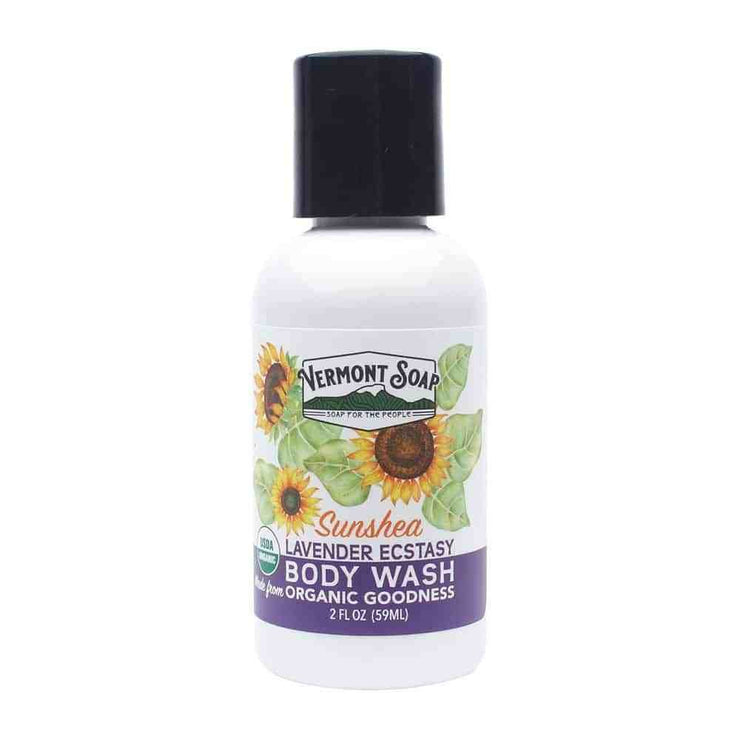Sunshea Body Wash Travel Size