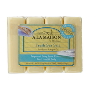 A La Maison Bar Soap Value Pack 4 in 1