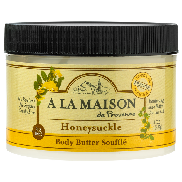 A La Maison Body Butter Souffle Honeysuckle