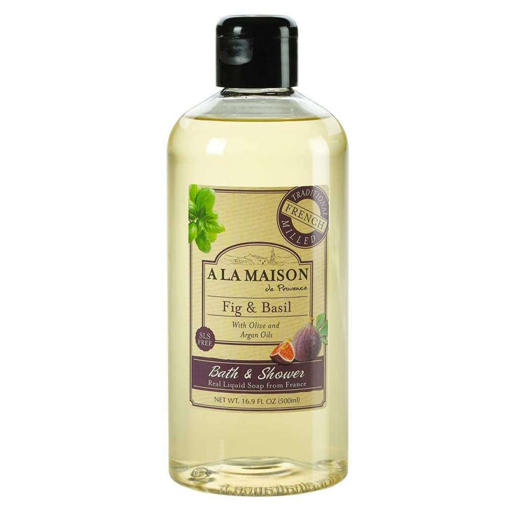 A La Maison Fig & Basil Shower Gel 500 ml