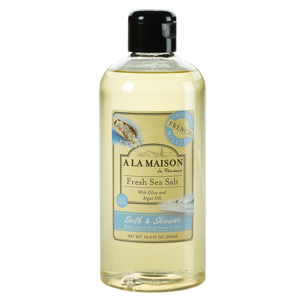A La Maison Fresh Sea Salt Shower Gel 500 ml