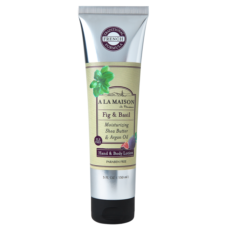 A La Maison Hand and Body Lotion Fig and Basil 150 ml