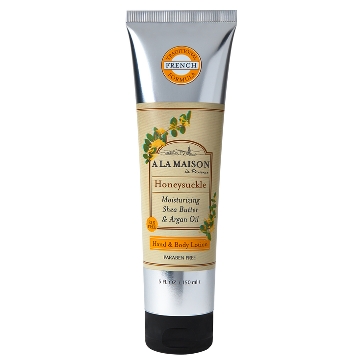 A La Maison Hand and Body Lotion Honeysuckle 150 ml