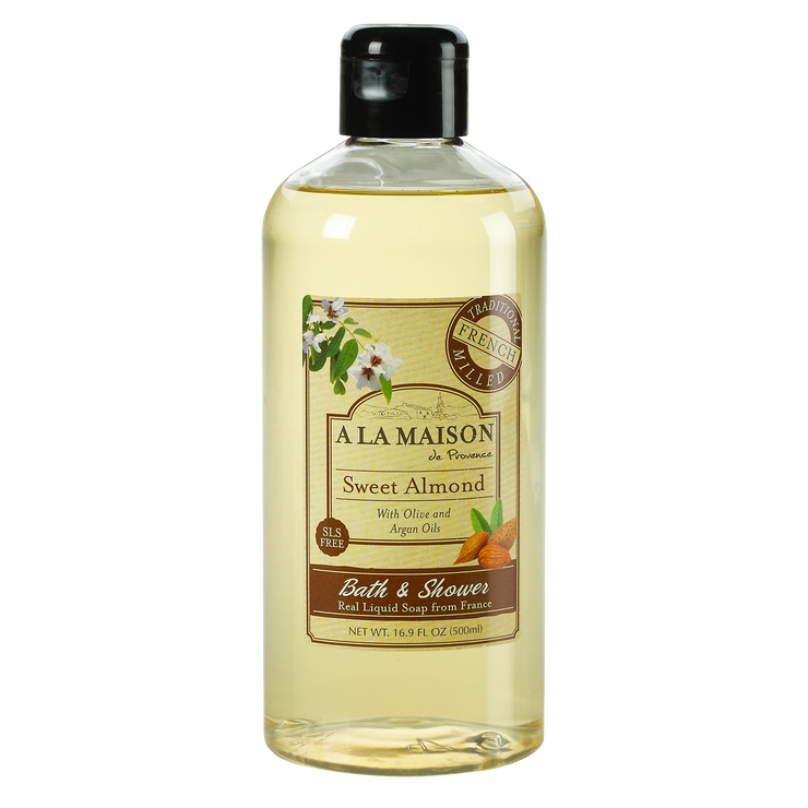 A La Maison Sweet Almond Shower Gel 500 ml