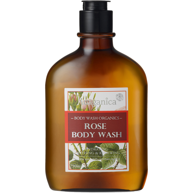 Rose Romance Body Wash 250 ml