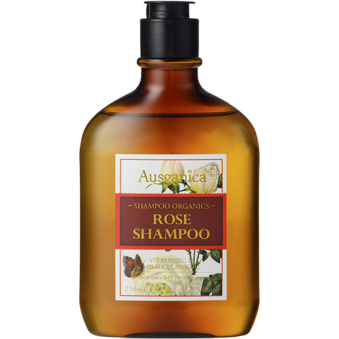 Rose Romance Shampoo 250 ml