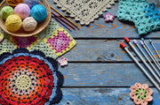 Workshop on basic crochet and make a eco wash cloth, 19th May, Sunday, 1pm-3pm