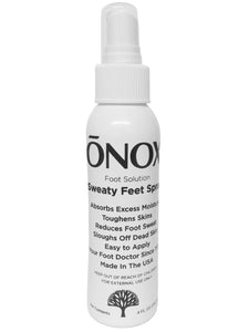 39080 9R - Sweaty Feet Spray (1 x 4 oz pump spray)