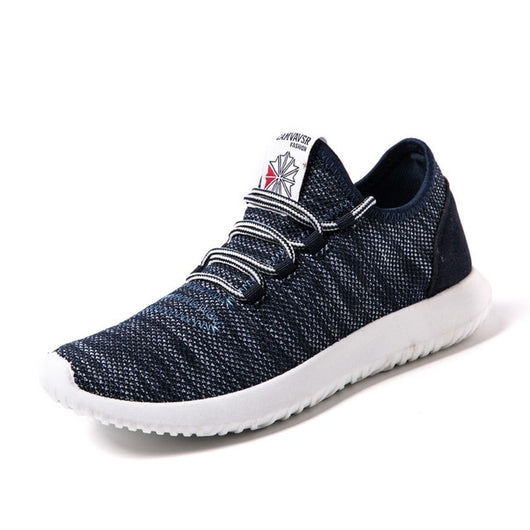 ... Breathable Mesh Running Shoes For Man Lightweight Summer Outdoor Sports  Shoes Comfortable baskets homme chaussure sport ... 9c990783e52c