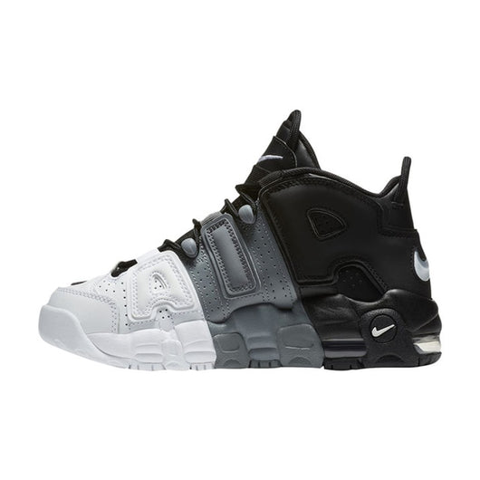 77b06f2e676b Original New Arrival Authentic Nike Air More Uptempo Tri-Color Men s  Breathable Basketball Shoes Sports