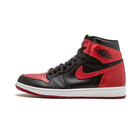 4a9c3cd8a3dc Original New Arrival Official Nike Air Jordan 1 OG Banned AJ1 Breathable Men s  Basketball Shoes Sports