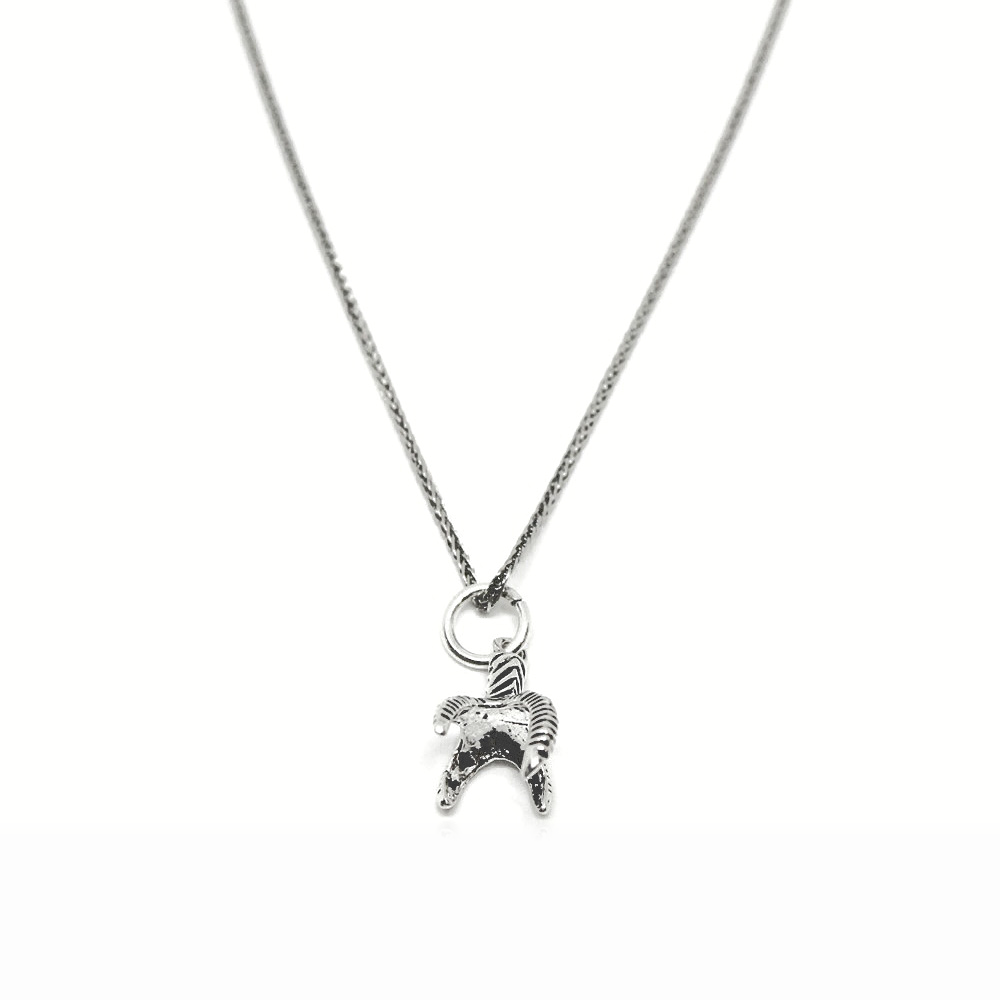 Silver Necklace Claw - CoolMenClub UK