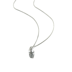 Silver Necklace Helmet - CoolMenClub UK