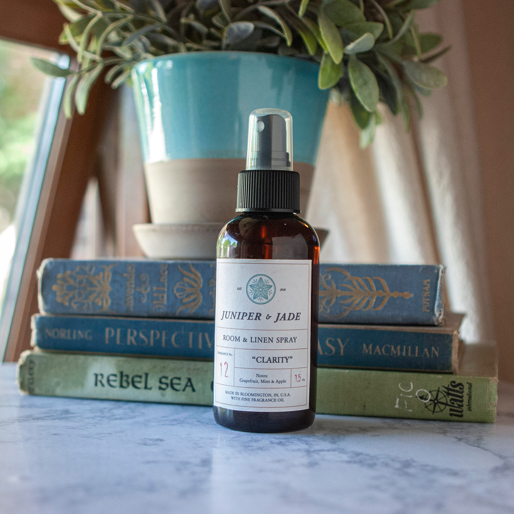 Clarity Room & Linen Spray