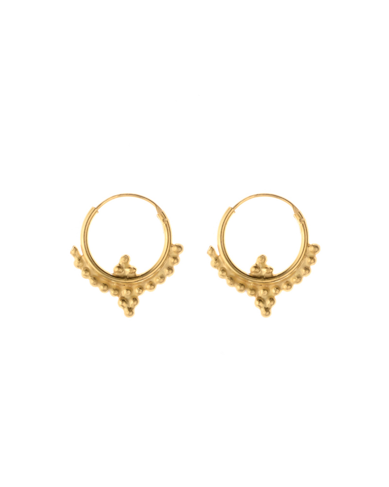 Shiva earrings