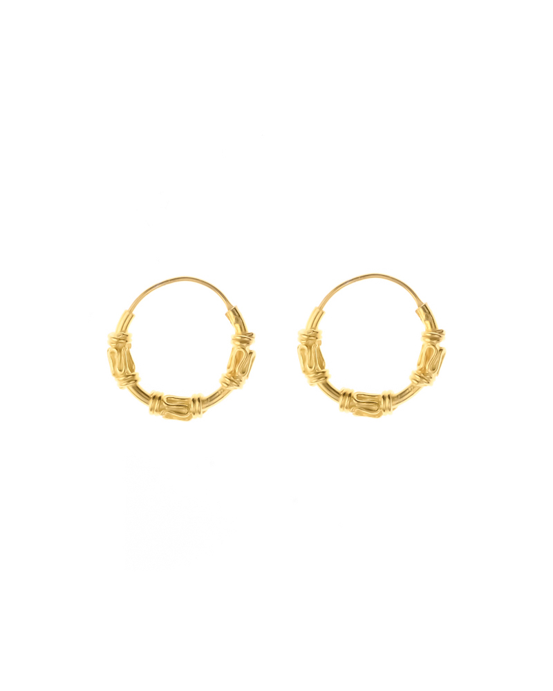 Goa earrings