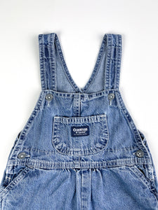 Vintage overall size 2Y
