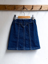 Load image into Gallery viewer, Vintage denim skirt size 2