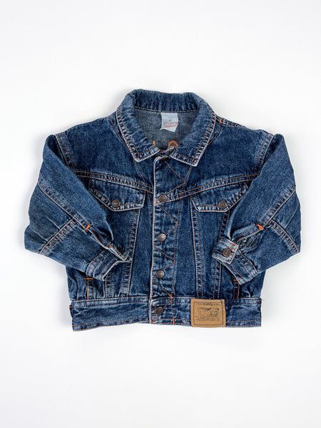 Little Levi's jacket size 18M