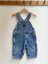 Load image into Gallery viewer, Vintage overall size 9-12M