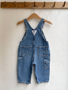 Vintage overall size 9-12M